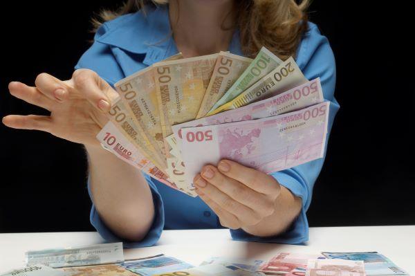 Diszipliniert mit Geld umgehen